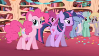 Minuette, Lyra Heartstrings and Derpy S01E01