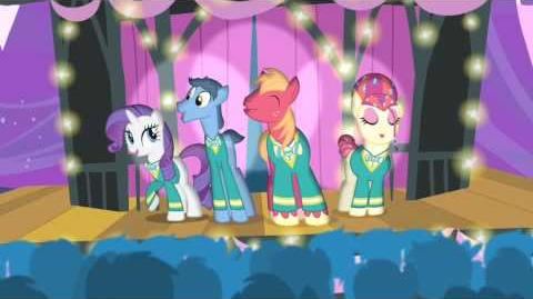 My Little Pony - Filli Vanilli Songs 2 - Romanian
