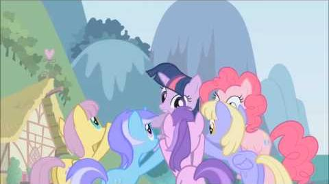 My Little Pony Ystävyyden Taikaa - Parhain Ystäväni, Twilight HD