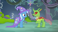 "Passing Changeling ""I just saw Pharynx"" S7E17"