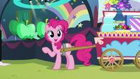 Pinkie --See, Applejack--- S5E24