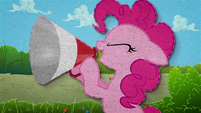 "Pinkie shouting ""so many things can happen!"" BFHHS4"