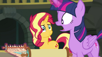 Princess Twilight -hid it to keep anypony else- EGFF