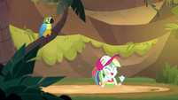 "Rainbow Dash ""anyone could've said that"" EGSB"