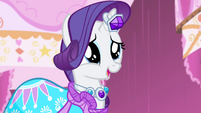 Rarity 'Creating a Ponyville Days festival' S4E13