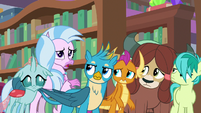 Silverstream -get back to studying- S8E22