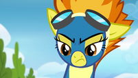 Spitfire not amused S6E7