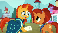 "Sunburst ""I definitely don't feel lost anymore"" S8E8"