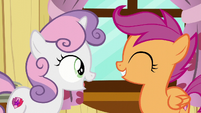 Sweetie Belle --Or ponies who've forgotten their special purpose!-- S6E4