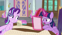 "Twilight ""eliminate redundant lists"" S9E1"