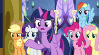 "Twilight ""things that actually happened"" S7E14"