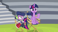 Twilight Sparkle -your delivery was...- S8E7