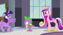 Twilight Sparkle dizzy S5E10