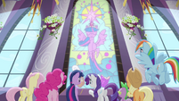 Twilight in stained glass S4E1