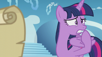 Twilight more worried S5E25