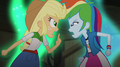 Applejack and Rainbow arguing EG2.png