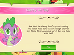 Cherry on Top intro MLP Game