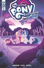Comic issue 87 cover RI