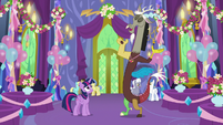 Discord -you should have a grand master plan- S7E1