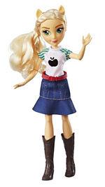 Equestria Girls Classic Style Applejack doll