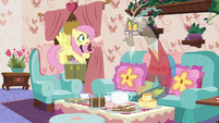 Fluttershy -being normal is destroying you!- S7E12
