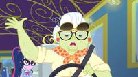 Granny Smith doesn't need the GPS EGDS12
