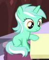 Lyra Heartstrings filly ID S5E12