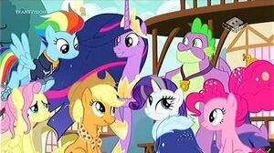 MLP FiM - The Magic of Friendship Grows Indonesian