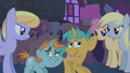 Ponies glare at Snips and Snails S1E06.png
