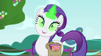Rarity -one more little thing- S4E23