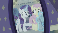 Rarity -you know what they say- S8E4