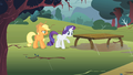 Rarity doesn't want to get muddy S1E08.png