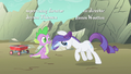 Rarity funny smile S1E19.png