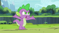 Spike -big deal!- S4E25
