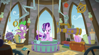 Starlight Glimmer -we have to stop this- S8E15