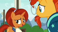 Stellar Flare -lovely of you to say- S8E8