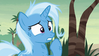 Trixie worried about Hoo'Far leaving S8E19