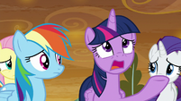 "Twilight ""one more thing I'm not ready to do"" S9E2"