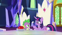 "Twilight ""our book-sort-cation was fun"" S5E22"