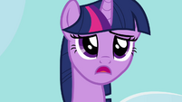 Twilight 'Oh no I wasn't prepared' S3E01