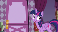"Twilight Sparkle ""I'm sure if I go out there"" S7E14"