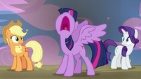 "Twilight Sparkle ""I can't take it anymore!"" S8E7"
