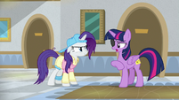 Twilight Sparkle -see what I can find- S8E16