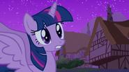 Twilight still taking it in S3E13