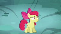 Apple Bloom back in the dark forest S5E4