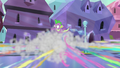 Crystal Ponies scattering in terror S6E16.png