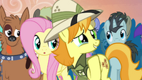 "Daring Do collector ""the sweetest thing I've ever heard"" S4E22"