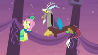 """Fluttershy """"you owe somepony an apology"""" S5E7"""