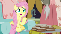 Fluttershy -are you feeling all right-- S7E12