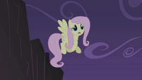 Fluttershy sees the manticore S1E02